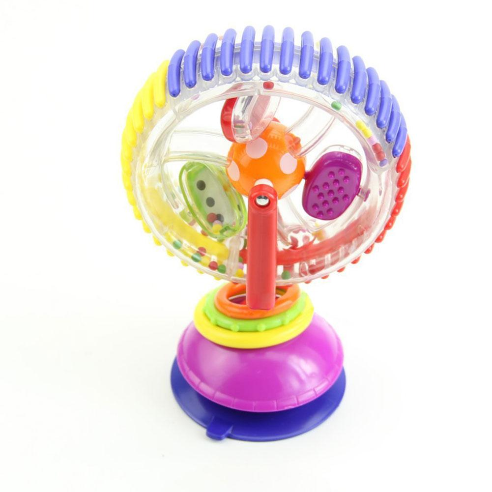 Sassy Wonder Wheel Sky Wheel Infant Multi-touch Inspire Senses Toys For Baby