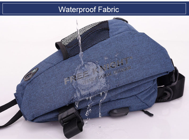 dos homens ombro sling waterroof sac xa496wa