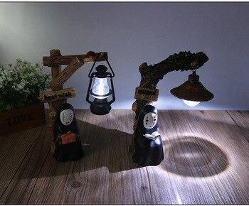 Светодиодная лампа Безликий ПВХ 2