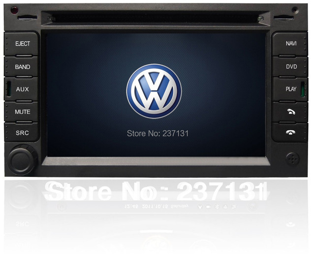 VolksWagen VW Passat B5 double din dvd player car