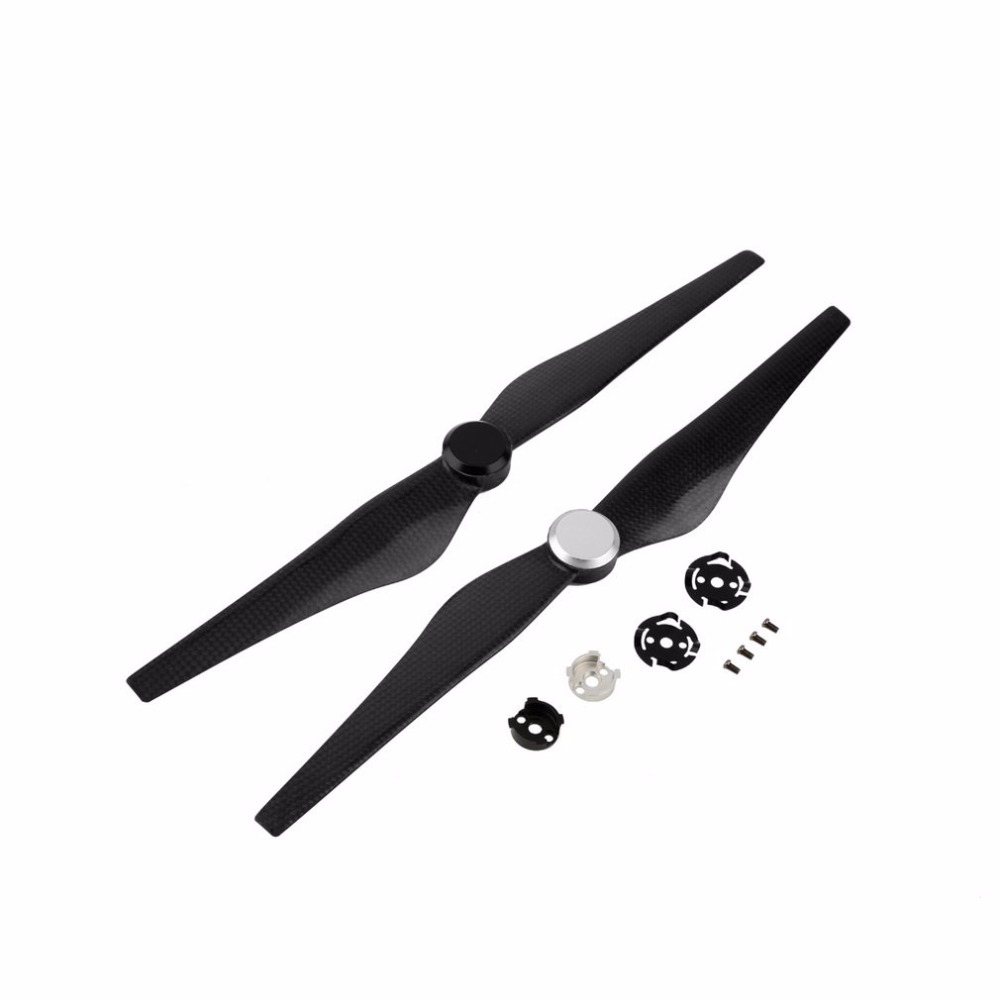 2pcs 1345S Propellers Self-locking Self-tightening High Strength Carbon Fiber For DJI Inspire 1 OR Other Mulitcoptors