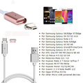Magnetic Micro USB Charging Cable Charger Adapter for Samsung LG Huawei xiaomi Android phone