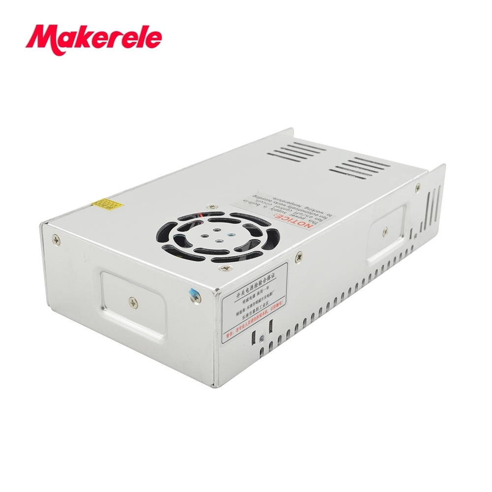 single output led switching model power supply short circuit protection 350w NES-350-7.5 46a 7.5v ROHS CE certification meanwell 12v 350w ul certificated nes series switching power supply 85 264v ac to 12v dc