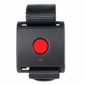 Image 2 - Retekess reloj inalámbrico de llamadas de emergencia, 10 Uds., 433mhz, F4403A