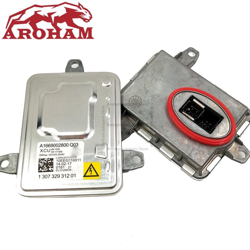 Aroham Best Quality New OEM AL D3S Xenon Headlight HID Ballast Control Unit 1 307 329