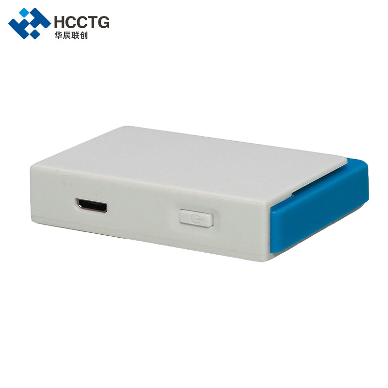 Lecteur de carte Mobile magnétique EMV Bluetooth NFC IC MPR110 - 4