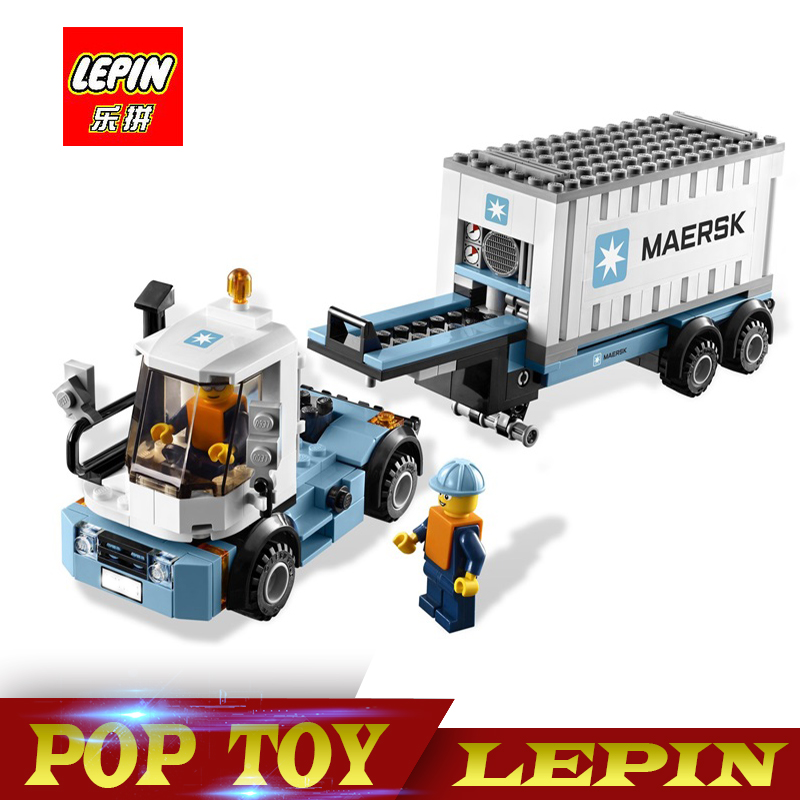New epin 21006 1234pcs city series The Maersk Train Model Building Blocks set Compatible legoed 10219 Classic car-styling Toys 2016 new lepin 21005 creator series the emerald night model building blocks set classic compatible legoed steam trains toys