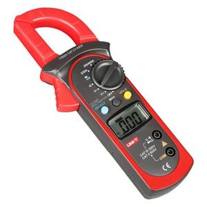 Image 3 - UNI T Uni T Digitale Stroomtang Dc Ac Huidige UT203 UT204 UT200 Serie 400A 600A Power Multimeter Tester Ampèremeter
