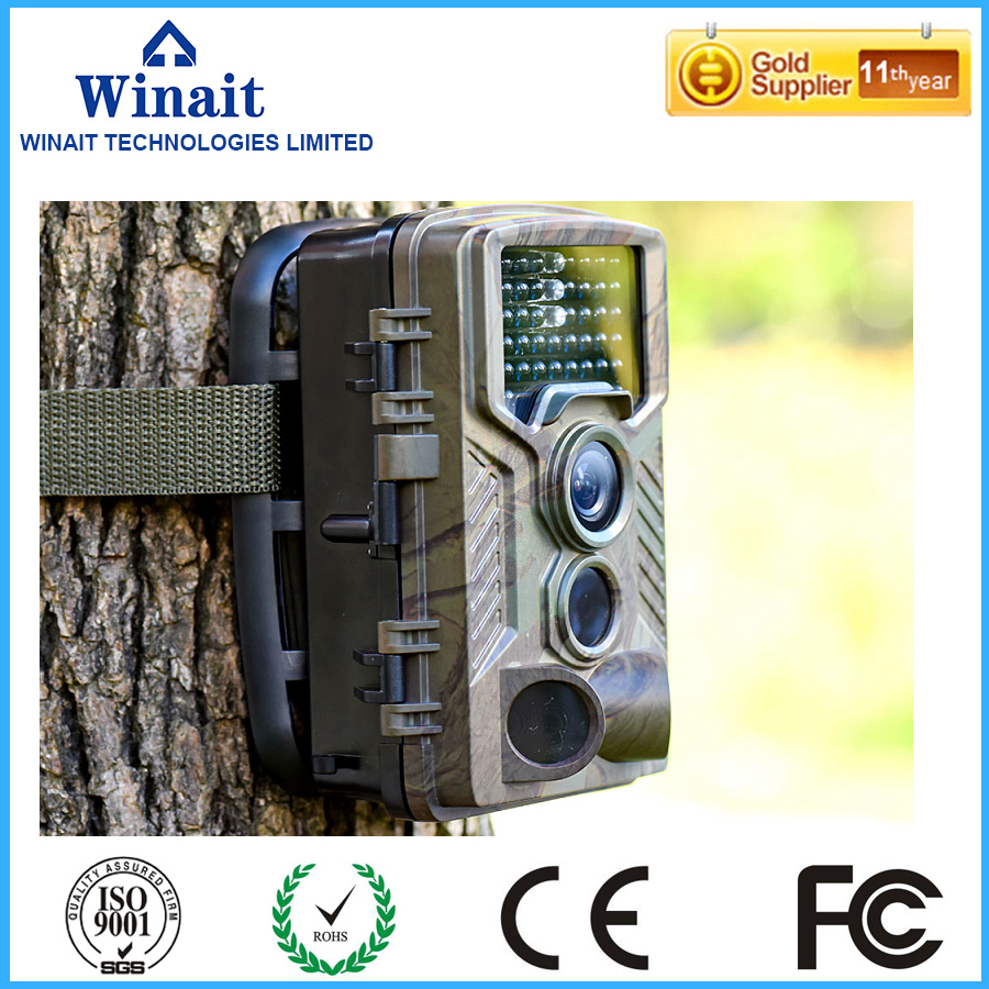 SMS/MMS/GPRS/SMTP/FTP Trail Game Scouting Wildlife Hunting 12MP HD Digital Camera 940nm IR LED Video Recorder Rain-proof hc300m scouting hunting camera gprs mms digital 940nm black infrared trail camera solar panel battery