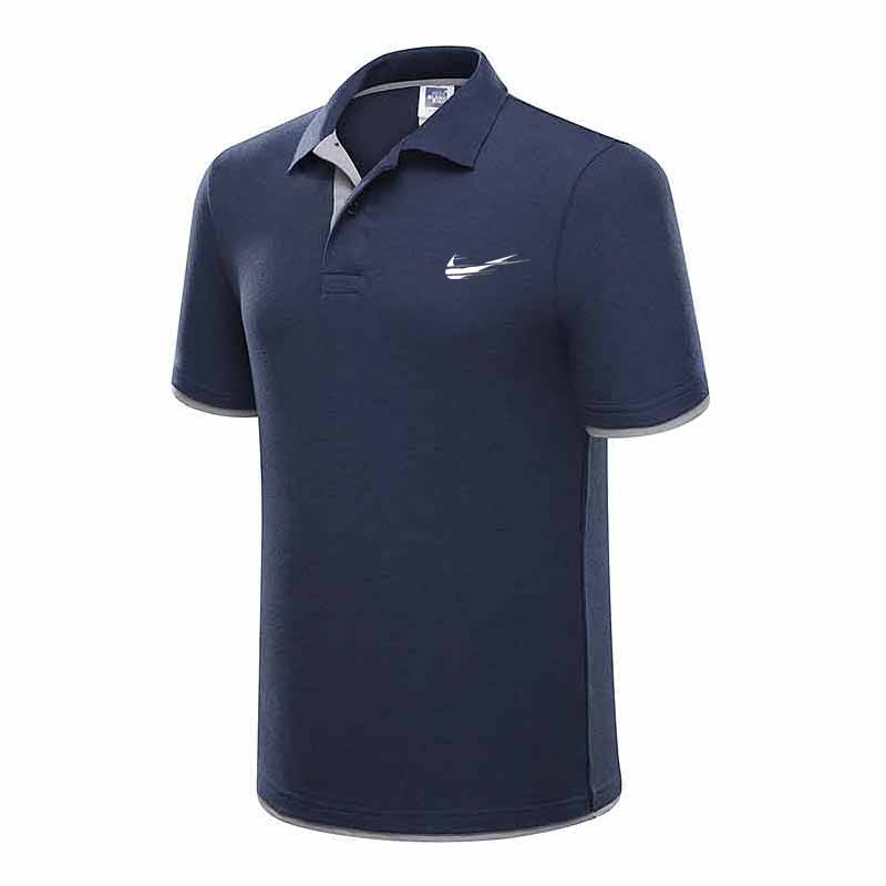 2019   Polo   Casual Stand Collar Male   Polo   Shirt Mens Printed   POLO   Shirts Cotton Short Sleeve Camisas m-xxxl New Brand   Polos