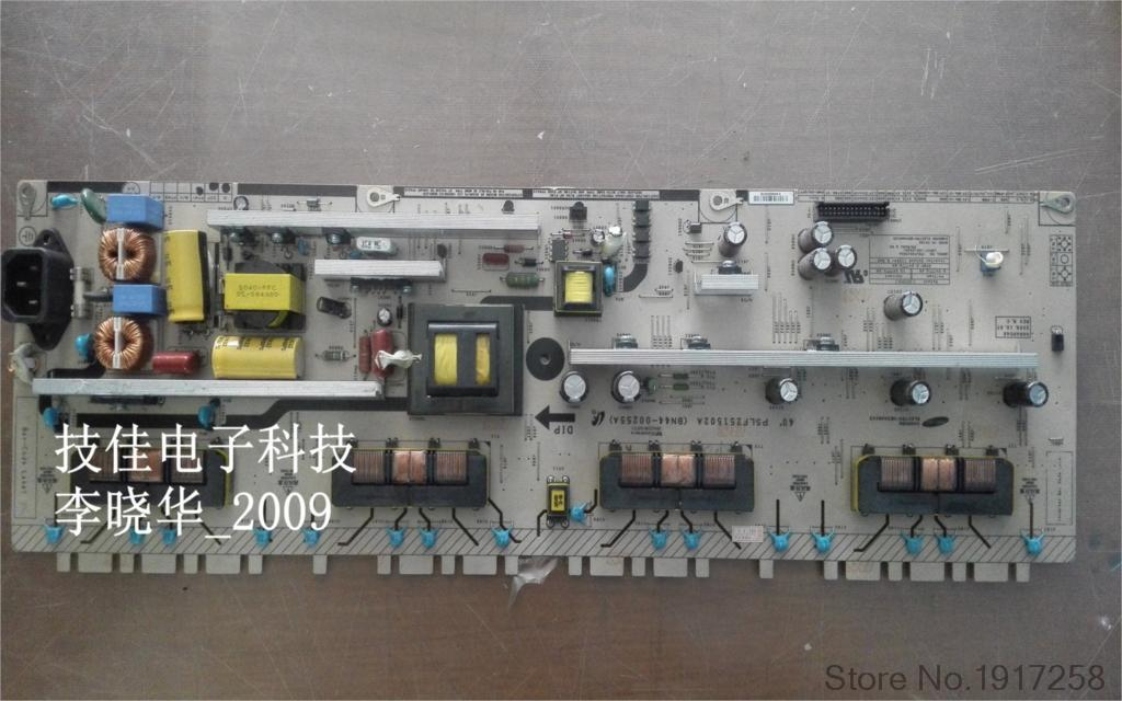 PSLF251502A BN44-00255A integrated high voltage power supply board Used disassemble