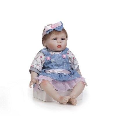 Poupées de loI lol bebek bebe reborn corpo de silicone inteiro realista reborn baby игранкнннненевочoriginal