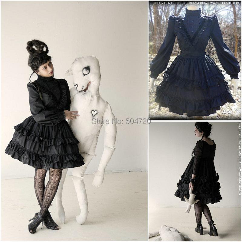 R-671 Vintage Costumes 1860 s guerre civile sud Belle robe de mariée boule/gothique robe Lolita robes victoriennes