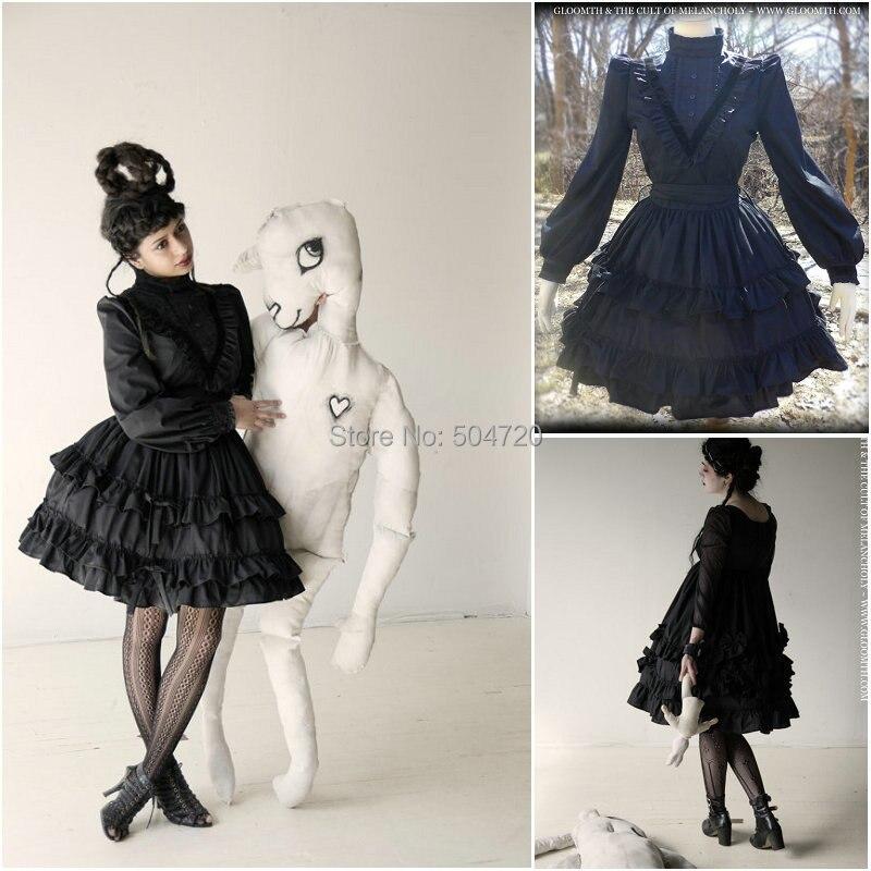 R 671 Vintage Costumes 1860s Civil War Southern Belle Ball wedding Dress/Gothic Lolita Dress Victorian dresses