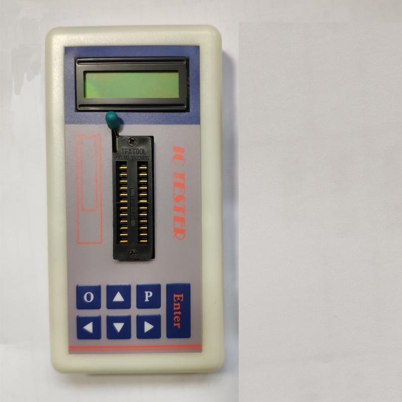 Image 3 - IC тестер транзистор интегральная схема IC тестер-in Запчасти для кондиционера from Бытовая техника