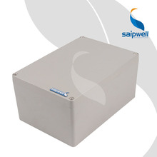 260*185*96mm  Painting Spraying  Aluminum Enclosure/  Project Box Enclosures for Electronics  (SP-AG-FA66)