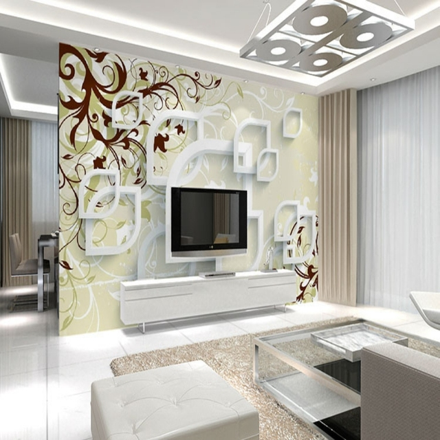 Beibehang Design Patterns Wall Decal Murals Wallpaper Home Decorative Large  Papel De Parede 3d Wall Paper Part 67