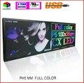 RGB A Todo Color P5 Interior LED Señal De Mensaje Desplazamiento En Movimiento Tablero De Pantalla Led Para Tienda Y Ventanas