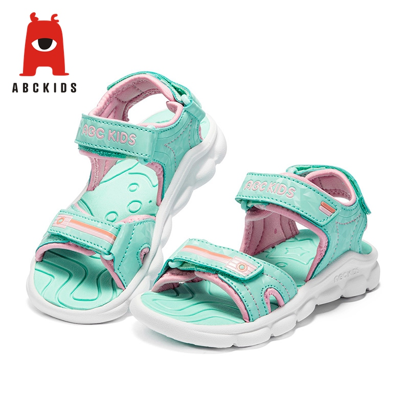 ABC KIDS 2019 Summer Fashion Unisex Children Wear High Elastic Outdoor Sandals