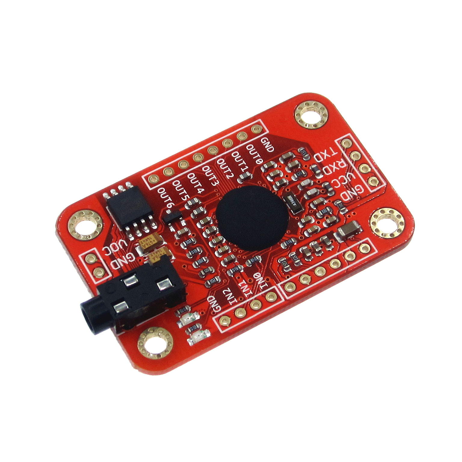 Image 2 - 1set Speed Recognition, Voice Recognition Module V3, compatible with Ardmodulerecognitionmodule voice recognition -