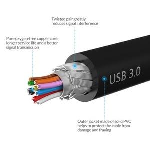 Image 5 - オリコマイクロusbケーブルusb 2.0高速充電ケーブルxiaomi華為、htc lg携帯電話日付同期