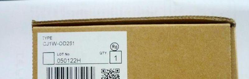 CJ1W-OD261 CJ1WOD261 New PLC in Box plc ethernet module t box new in box three months warranty