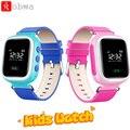 Q60 kid gps smart watch relógio de pulso chamada sos localizador Dispositivo localizador Rastreador Crianças Relógio Monitor Do Bebê Seguro Anti Perdido presente