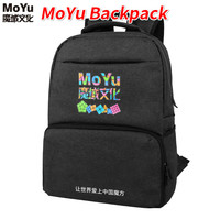 New Moyu Backpack Bag Balck for Magic Puzzle Cube 2x2 3x3 4x4 5x5 6x6 7x7 8x8 9x9 10x10 ALL Layer Toys