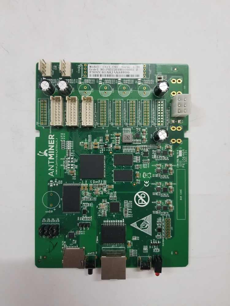 Antminer S9 control board,bitcoin miner Parts, antminer S9 Repair parts For  ANTMINER S9 S9i S9j 14 5T 14T 13 5T 13T 12T