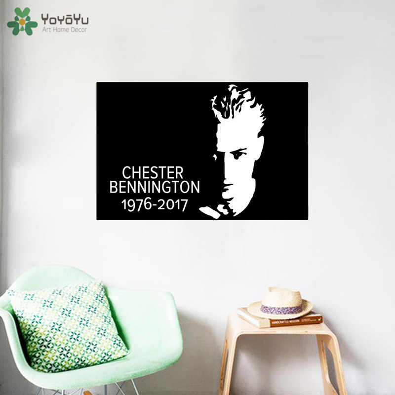 Chester Bennington Linkin Park Sticker decal,Linkin park sticker