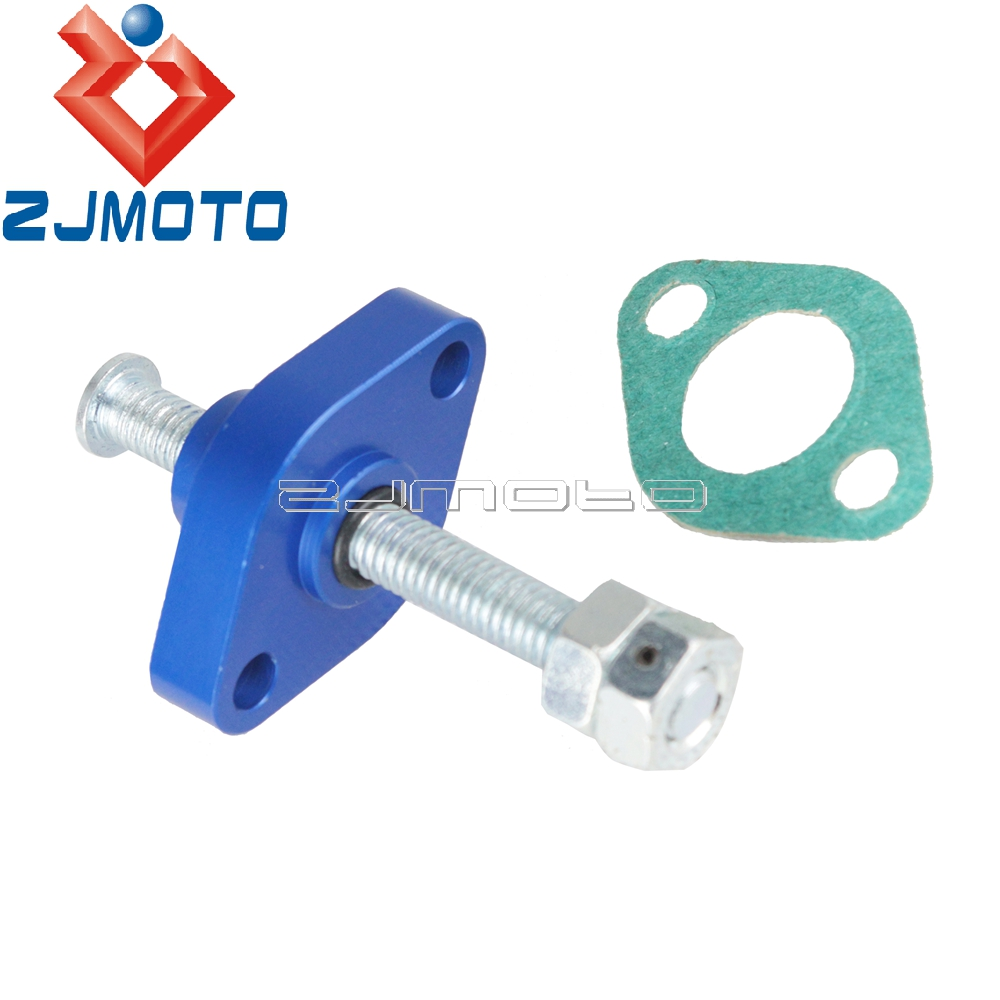 Online Shop Blue Of Road Manual Cam Timing Chain Tensioner For Suzuki DRZ  250 01-07 DRZ 400E/S/SM 00-09 | Aliexpress Mobile