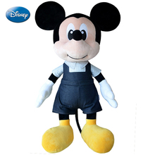 Original Disney Mickey Mouse Plush Toys Children Minnie Mouse Dolls Stuffed Plush for Boys and Girls Birthday Gift High Quality