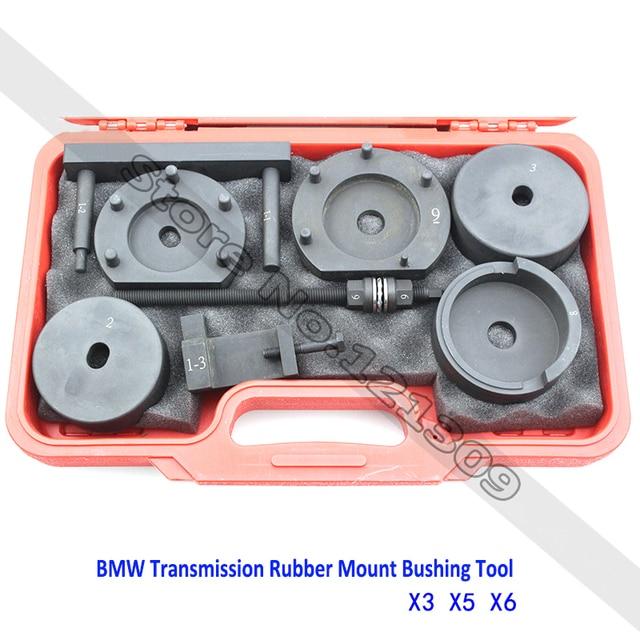 Передачи Резиновый Держатель Удаления Установщик Втулка Инструмент Для BMW X1, X3 и X5)