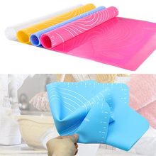 Silica Rubbing Pad Flour Roll Balance Dough Baking Portable Computer Thermal Insulation Tableware