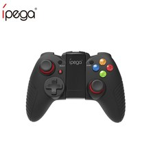 iPega PG-9067 PG 9067 Wireless Bluetooth Game Controller Joystick with Stretchable Phone Bracket iOS Android Smart TV Box