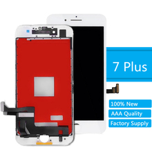 for iPhone 7 Plus LCD Display 3D Force Touch Screen LCD Digitizer Assembly for iPhone 7 Plus Replacement Screen With Frame