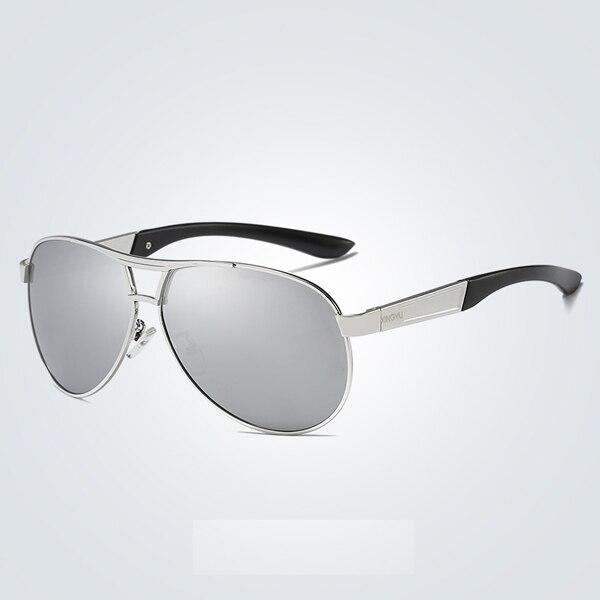Acheter XINGYU Lunettes De Soleil Polarisées Hommes Top Qualité Miroir  L aviation Vintage Lunettes oculos de ... 9b506beb84ae