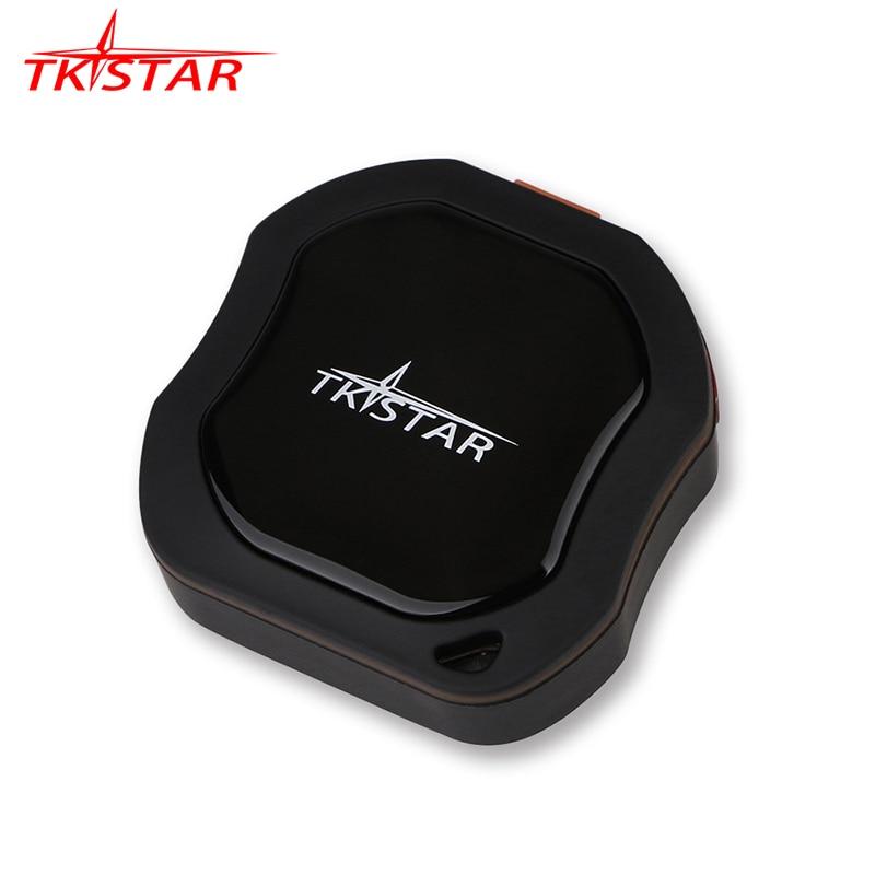 TKSTAR мини gps трекер Водонепроницаемый IP65 голос мониторавтомобильная GSM локатор гусеничный в реальном времени отслеживания SOS вызова жизни пр...