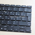 13 inch Laptop Replacement Parts Arabic Keyboard for Macbook Air A1369 AR Keyboard Layout 5pcs/Lot