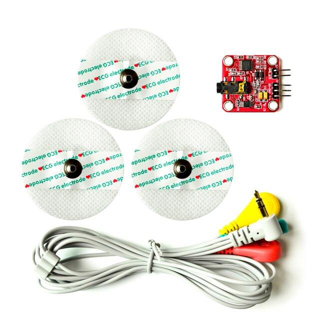 Capteur de signal musculaire capteur EMG pour Arduino