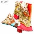 De Diseño de moda Bufandas de Seda Floral de La Moda Tigre Imprimió Los Mantones de la Venta Caliente Genuino de Las Mujeres Del Mantón de La Bufanda