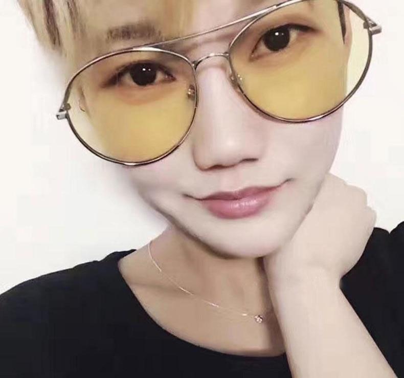 a84ec30d798 JackJad 2018 New Fashion Oval Aviation Style RANNY RING Polarized  Sunglasses Men Women Tint Ocean Lens Sun Glasses Oculos De Sol-in Sunglasses  from Apparel ...