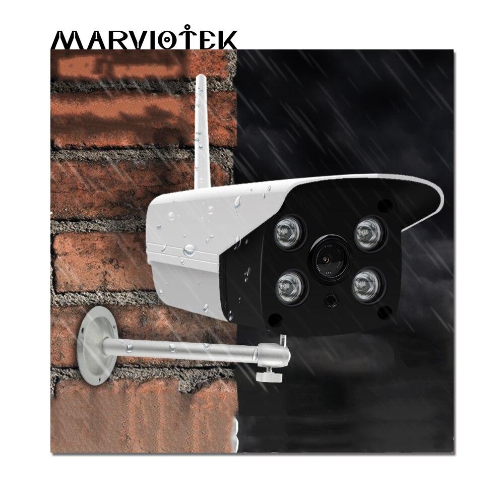 1080P font b Wireless b font IP Camera Outdoor 720P IR Cut Wifi Surveillance Waterproof CCTV