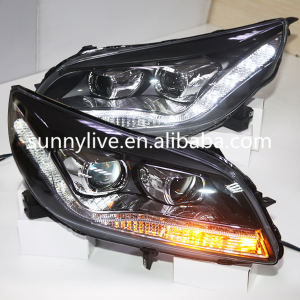 Chevy Malibu Front Lights: For CHEVROLET Malibu LED Head Lamp Front Lights LED