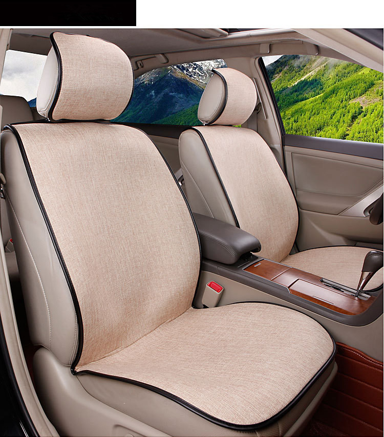 Luxury leather car seat cover universal seat Covers for SKODA Octavia Rapid Fabia Superb Yeti cars cushion car accessories style
