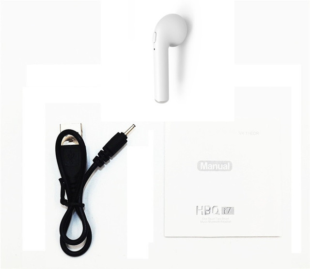 Good Wireless Bluetooth Earphones I7 i7s TWS Earbuds Headset With Mic For Samsung Xiaomi 5 6 7 8 Redmi Note And Huawei LG iphone