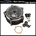 Air Cleaner Contrast Cut For Harley Sportster XL1200 XL883 91-15 Iron 883 10-14