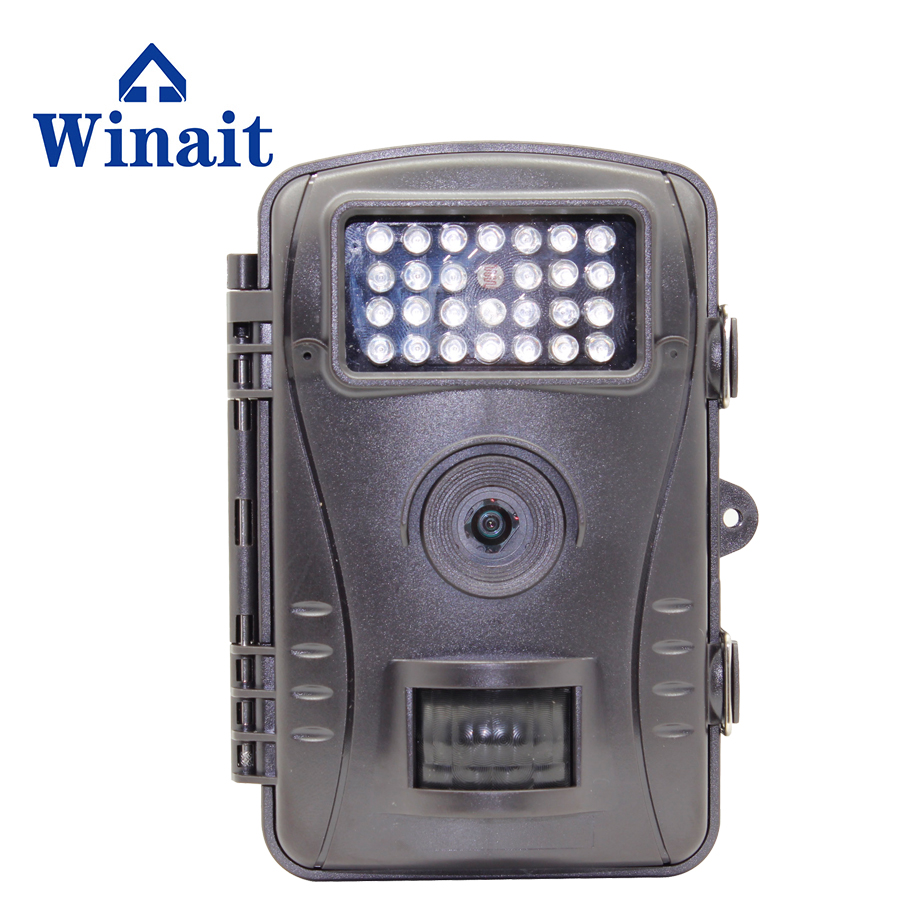 ФОТО 2017 HD720P Wild Trail Camera with2.4'' color display and 70 degree wide angle hunting Camera/waterproof camera free shipping