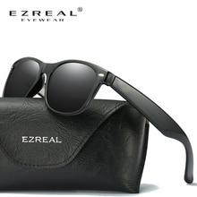 EZREAL Top Brand Designer Polarized Men Women Sunglasses Vintage Fashion Driver Sun Glasses gafas oculos de 214O