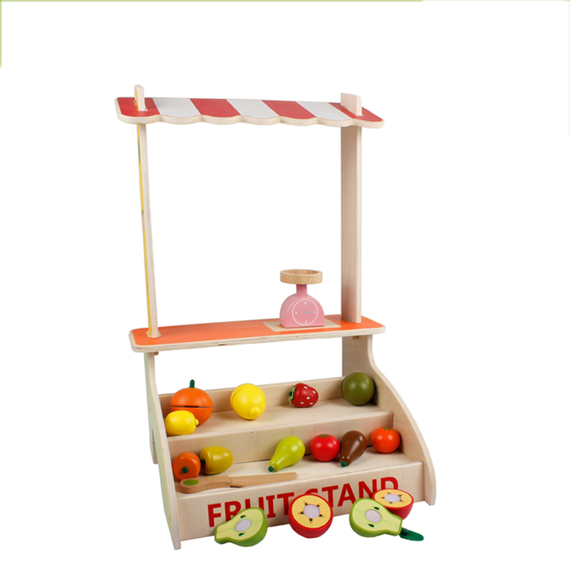 Online Buy Wholesale Toy Fruit Stand From China Toy Fruit
